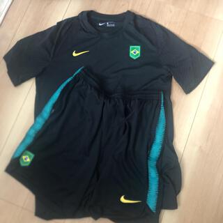 NIKE - サッカー ブラジル ユニホーム トレーナーウエア セット