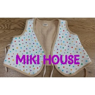 ミキハウス(mikihouse)のMIKI HOUSE ベスト(パジャマ)