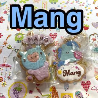 バンダイ(BANDAI)のBT21 クッキーチャームコット マング MANG(アイドルグッズ)
