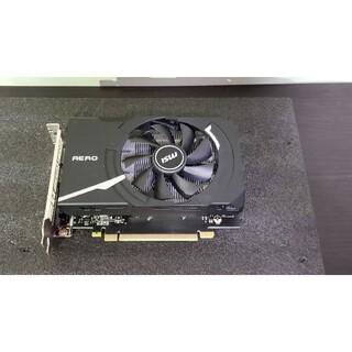 美品!DDR6 MSI GEFORCE GTX 1650 D6 AERO ITX