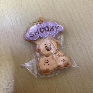 防弾少年団(BTS) - BT21 クッキーチャームコット シュキ SHOOKY
