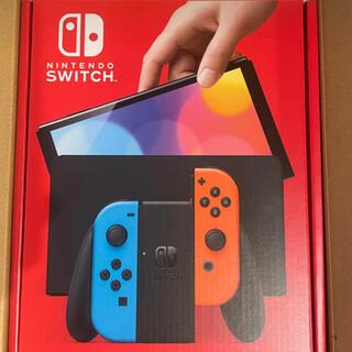Nintendo Switch - Nintendo Switch 本体(有機ELモデル)ネオン