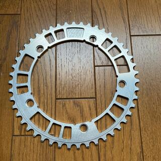 AARN track chainring (silver)