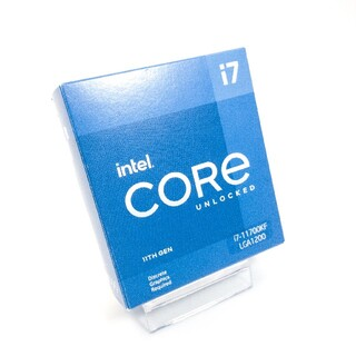 core i7 11700K LGA1200 intel CPU