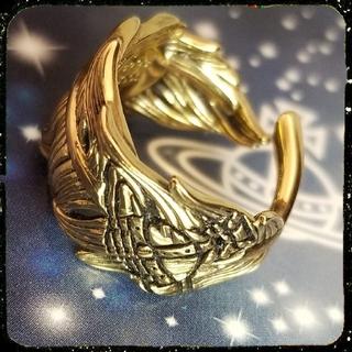 Vivienne Westwood - 新品・EUGENIO Ring・アンティークゴールド・M