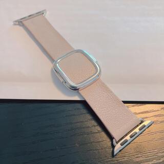 Apple Watch - モダンバックル アップル純正 Apple Watch ピンク アップルウォッチ