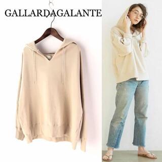 GALLARDA GALANTE - ガリャルダガランテ オーバーサイズパーカー/フーディ―.