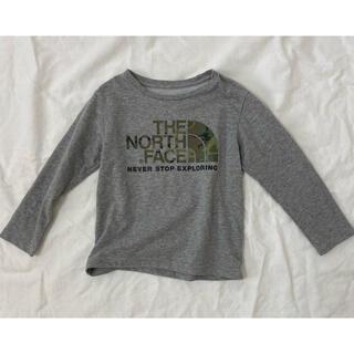 THE NORTH FACE - ノースフェイス ロングTシャツ 110 キッズ