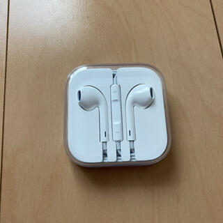 Apple - iPhone 純正イヤホン 新品・未開封