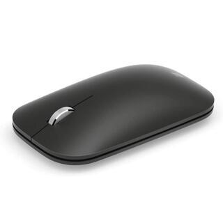 マイクロソフト(Microsoft)のマイクロソフト マウス Blutooth ブラック KTF-00007(PC周辺機器)