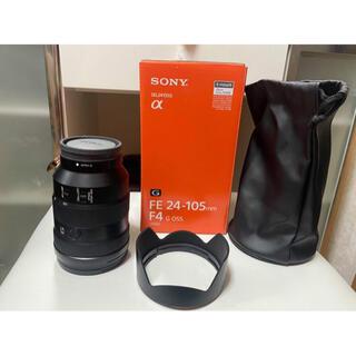 SONY - 超美品 FE 24-105mm F4 G OSS SEL24105G