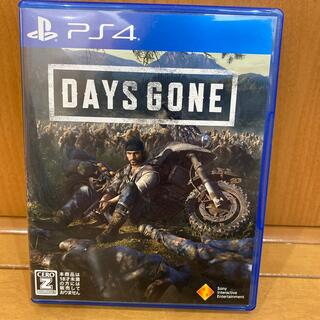 PlayStation4 - デイズゴーン Days Gone PS4