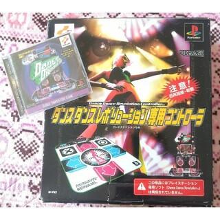 コナミ(KONAMI)のDance Dance Revolution 初代PSソフト KONAMI(家庭用ゲームソフト)