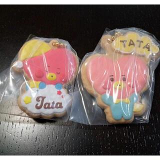 BANDAI - BT21 クッキーチャームコット