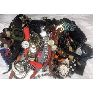まとめ売り 腕時計 ジャンク 大量 98点 ロレックス セイコー カシオ 部品用
