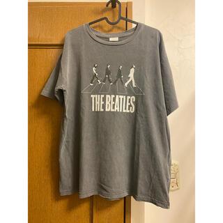 ニコアンド(niko and...)のニコアンド THE BEATLES コラボ プリント  Tシャツ ビートルズ(Tシャツ(半袖/袖なし))