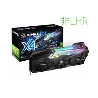 (非LHR)中古 INNO3D GEFORCE RTX3080 ICHILLX4