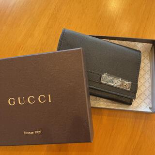 Gucci - GUCCI メンズ カードケース/名刺入れ 未使用