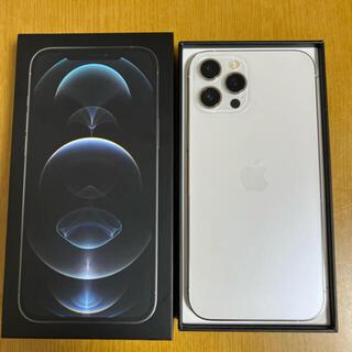 Apple - iPhone12promax 128GB シルバー SIMフリー