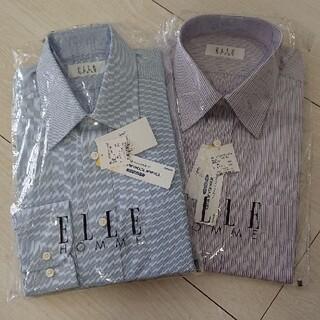ELLE - ELLE HOMME カッターシャツ