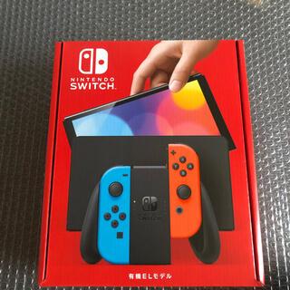 任天堂 - Switch 有機ELモデル ネオン