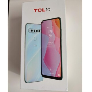 ANDROID - SIMフリー TCL10L  Mariana Blue