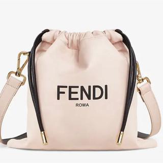 FENDI - FENDI 巾着 ポーチ ショルダーバッグ