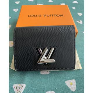 LOUIS VUITTON - ルイ・ヴィトン エピ ポルトフォイユ ツイスト コンパクト 三つ折り財布