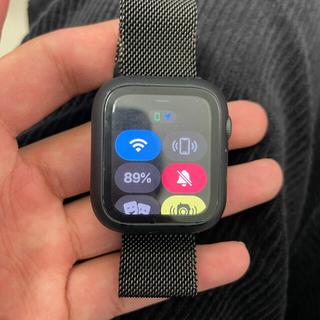 Apple Watch - アップルウォッチse40mmGPSモデル