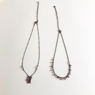 ANNA SUI - ANNA SUI ネックレス二種