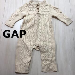 ギャップ(GAP)の【GAP】ニットロンパース(ロンパース)