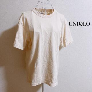 UNIQLO - クルーネックTシャツ(半袖)