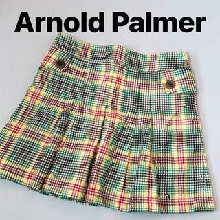 Arnold Palmer - アーノルドパーマー Arnold Palmer チェック スカート