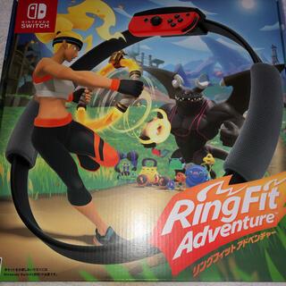 Nintendo Switch - 中古 リングフィット アドベンチャー Switch