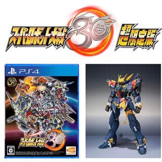 バンダイ(BANDAI)の【PS4】スーパーロボット大戦30 超限定版 (家庭用ゲームソフト)