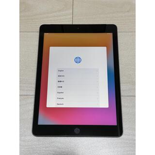 iPad - iPad 2017 第5世代32GBスペースグレイ simフリー
