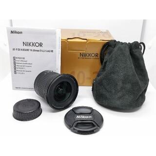 Nikon - ⭐最新純正レンズ⭐ニコン超広角レンズ AF-P DX 10-20mm VR