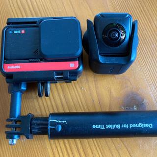 GoPro - Insta360 one r レンズ2つ