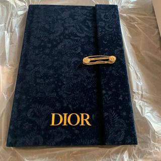 ディオール(Dior)のDior ノベルティ ノート 2021(ノベルティグッズ)