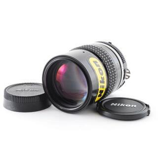 【単焦点】ニコン Nikon Ai Nikkor 135mm F2.8 レンズ