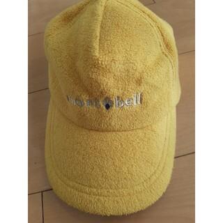 モンベル(mont bell)のmont-bell キッズ帽子(帽子)