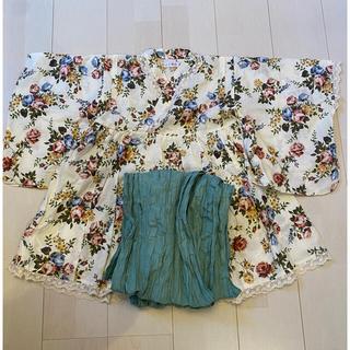ひよこ商店 120センチ 浴衣