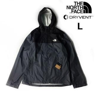 THE NORTH FACE - ノースフェイス マウンテンパーカー US限定 防水(L)グレー 180915