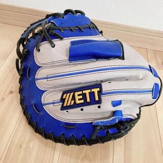 ZETT - 軟式キャッチャーミット ゼット 矢野モデル