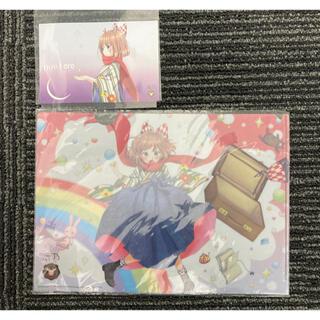 鹿乃さん クリアファイル&ポストカード セット