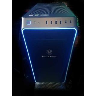 GALLERIA XA7C-R37 i7 10700 16GB SSD 500G