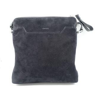 トムフォード(TOM FORD)のTOM FORD Suede Shoulder Bag トムフォードレザーバッグ(ショルダーバッグ)