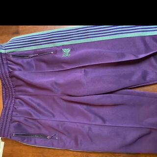 Needles - needles eggplant S track pants