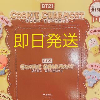防弾少年団(BTS) - BT21クッキーチャームコット箱入り