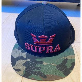 SUPRA - SUPRA キャップ ジャスティンビーバー着用